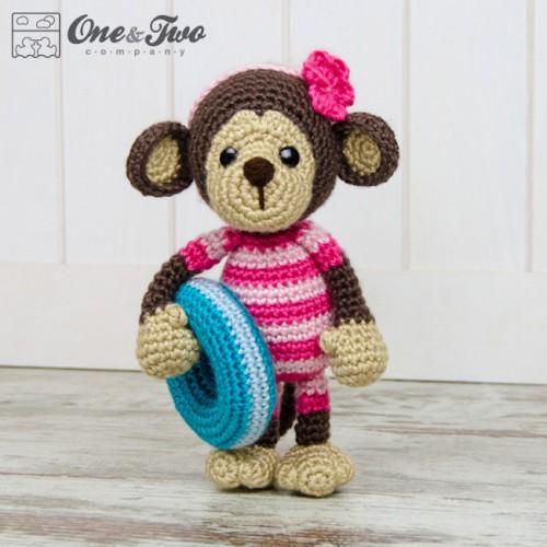 Baby Crochet Lovey Pattern