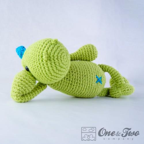 Elsa Frozen Amigurumi Free Pattern : Dino Amigurumi Crochet Pattern