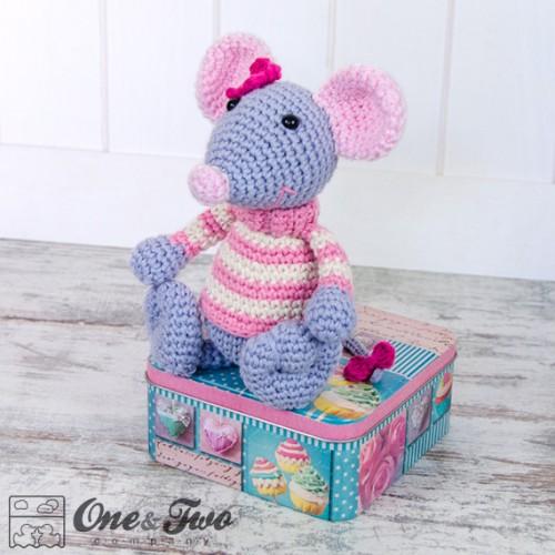Emily the Elephant Amigurumi Crochet Pattern Printable PDF #ad ... | 500x500