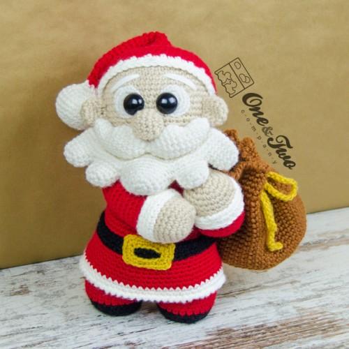 Mrs. Santa Claus Amigurumi Crochet 🤶🏻 Natale Uncinetto ... | 500x500