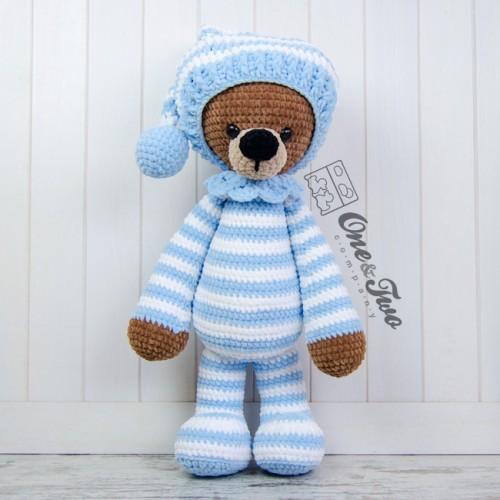Amigurumi Big Bear : Sydney the Big Teddy Bear