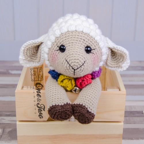 Ravelry: Amigurumi Lamb-sheep pattern by Anat Tzach   500x500