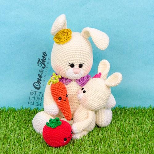 Garden Pals | crochet today | Crochet bunny, Crochet, Easter crochet | 500x500