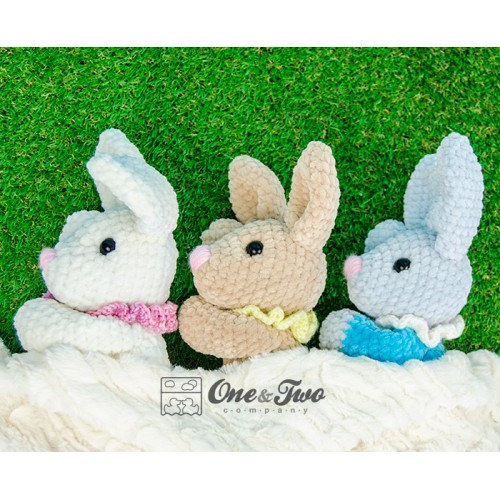 Dutch rabbit | Knitting Patterns | LoveKnitting | Rabbit knitting ... | 500x500