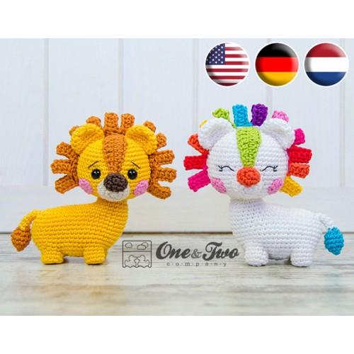 PDF / Crochet Amigurumi Pattern | Etsy | 500x500