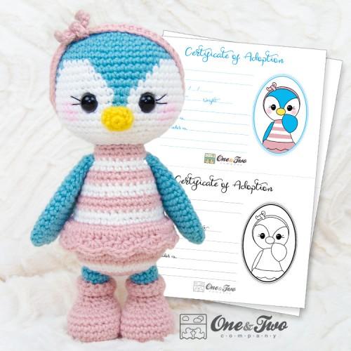 Tiny Penguins – Picot Pals | 500x500