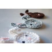 Bunny Applique Crochet