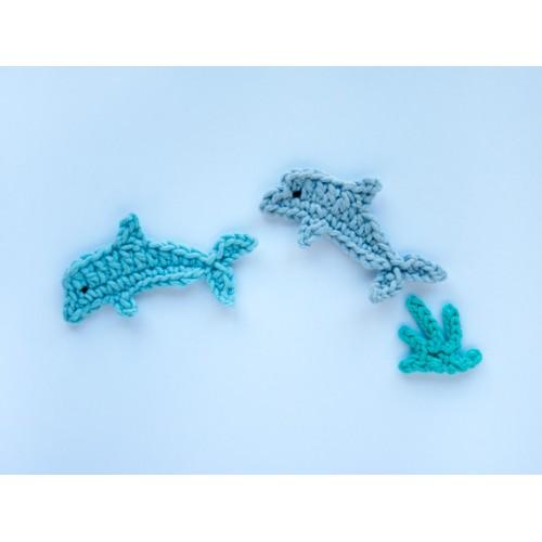 Dolphin Crochet Patterns | LoveToKnow | 500x500