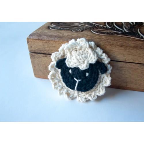 1e035f774fb780 Sheep Applique Crochet