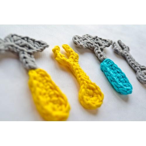 Crochet Tools : Tools Applique Crochet