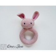 Bunny Rattle Crochet Pattern