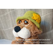 Basic Hat Crochet Pattern