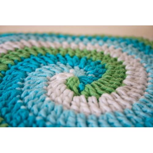 Spiral Crochet Afghan Pattern Free Pakbit For