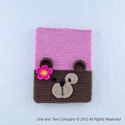 Bear Ipad Case Crochet Pattern