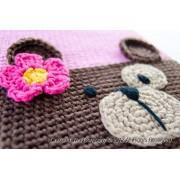 Bear Ipad Case Crochet Pattern