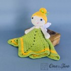 Fairy Security Blanket Crochet Pattern
