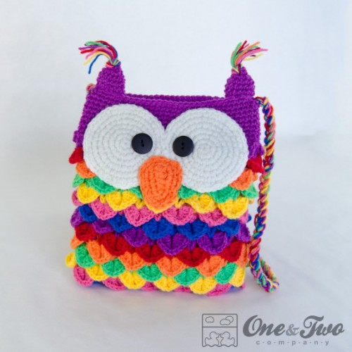 Crochet Owl Purse Tutorial Best Purse Image Ccdbb