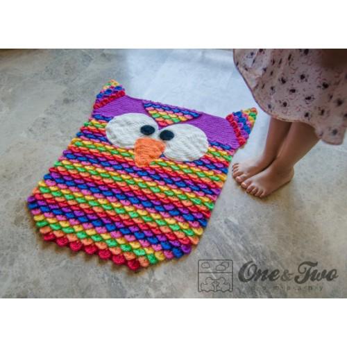 crochet owl rug Quotes