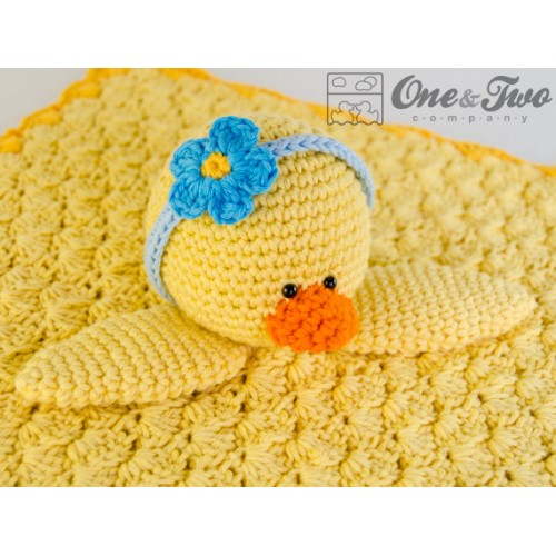 NEW CROCHET PATTERN BABY BLANKET DUCK Crochet
