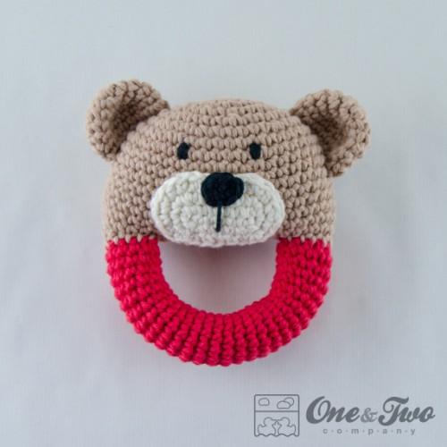 Crochet Baby Rattle Free Pattern English 44+ Trendy Ideas en 2020 ... | 500x500