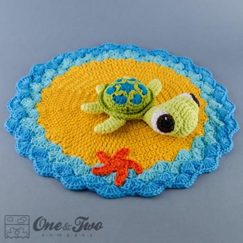 Bob The Turtle Security Blanket Crochet Pattern Classy Crochet Turtle Blanket Pattern