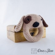 Dog Rattle Crochet Pattern
