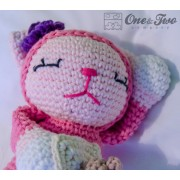 Kitty Amigurumi Crochet Pattern