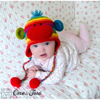 Crochet Sock Monkey Hat Pattern - Scribd