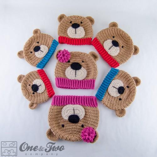 Crochet Bear Video Tutorial - YouTube | 500x500