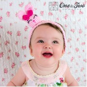 Olivia the Bunny Headband Crochet Pattern