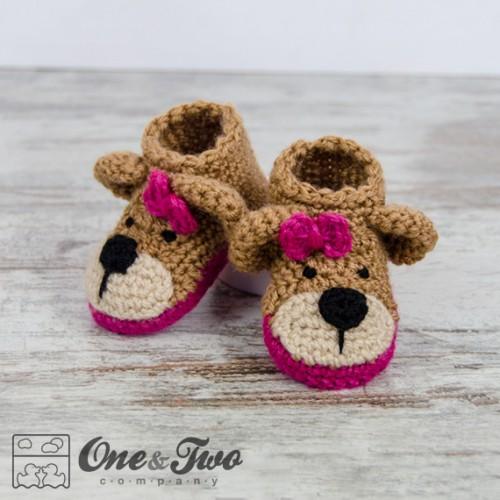 Happyamigurumi Baby Shower Gift Ideas Crochet Teddy Bear - All ... | 500x500