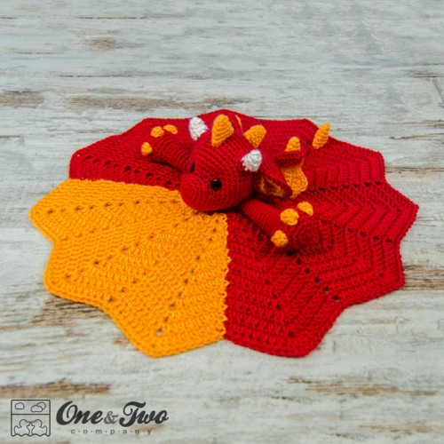 Crochet Dragon Blanket Blanket Crochet Pattern