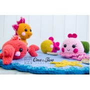 Adventure under the Sea Playset Crochet Pattern