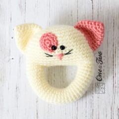 Little Cat Rattle Crochet Pattern