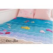 Sealife Blanket Crochet Pattern