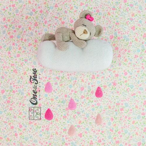 Handmade crochet doll, amigurumi doll bear ,knitted doll ,gift for ... | 500x500