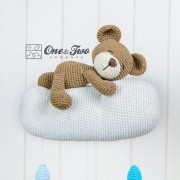 Sweet Dreams Teddy Bear Mobile Crochet Pattern