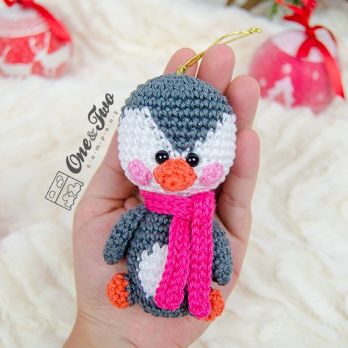 Kawaii Bear Amigurumi Polar Bear Mini Bear Bear Ornament | Etsy | 500x500