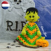 Frankie Security Blanket Crochet Pattern - Dutch Version