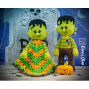 Frankie Lovey and Amigurumi Crochet Patterns Pack