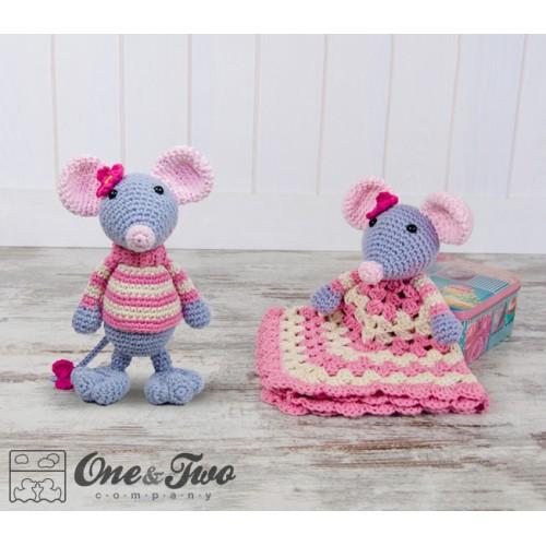 Amigurumi Mouse in Overalls (Free Pattern) – Amigurumi Free ... | 500x500