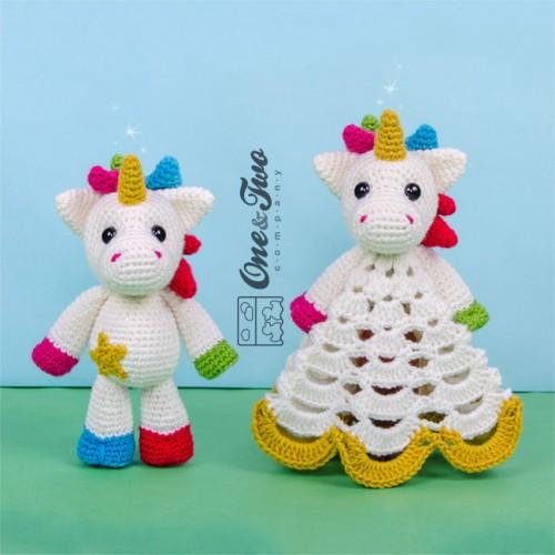 JAZZY THE UNICORN FREE AMIGURUMI PATTERN – CrochetIdeasFree   500x500