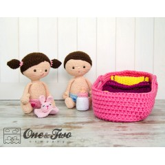 Little Me Playset Crochet Pattern