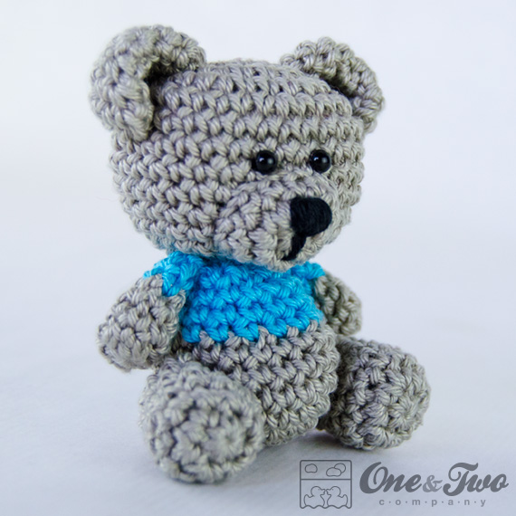 Free Crochet Patterns For Teddy Bear Sweaters : One and Two Company Workshop